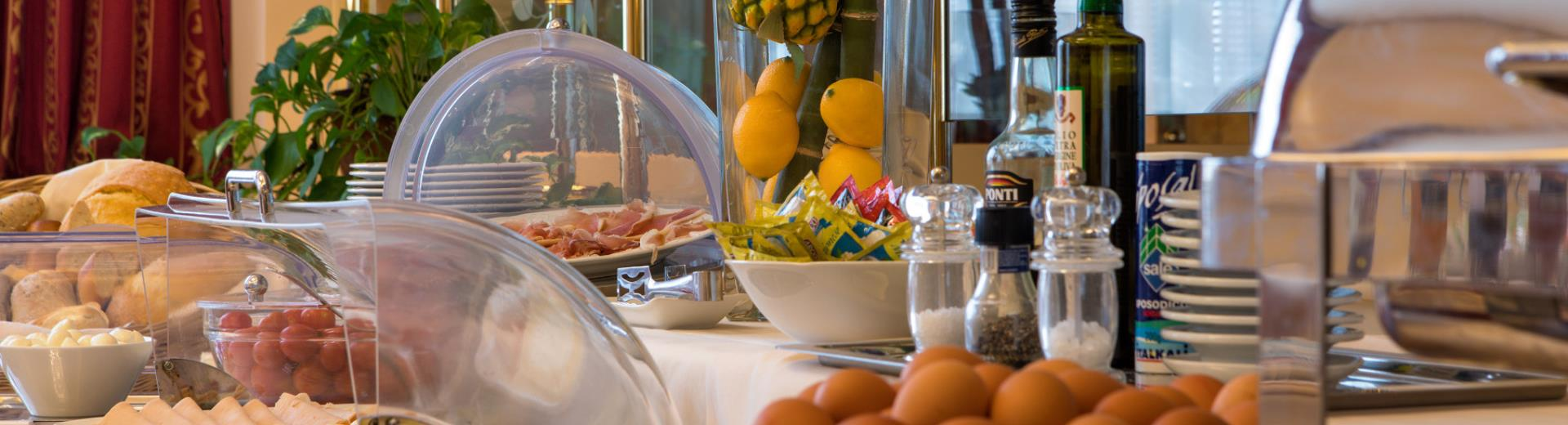 Breakfast - Best Western Gorizia Palace Hotel