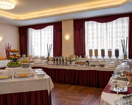 Breakfast Buffet - Best Western Gorizia Palace Hotel