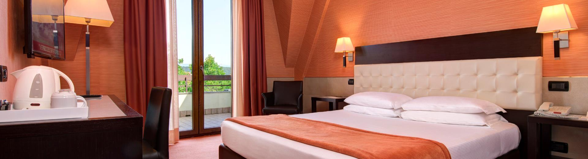 Double Superior Room - Best Western Gorizia Palace Hotel