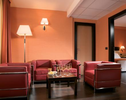 Junior Suite Best Western Gorizia Palace