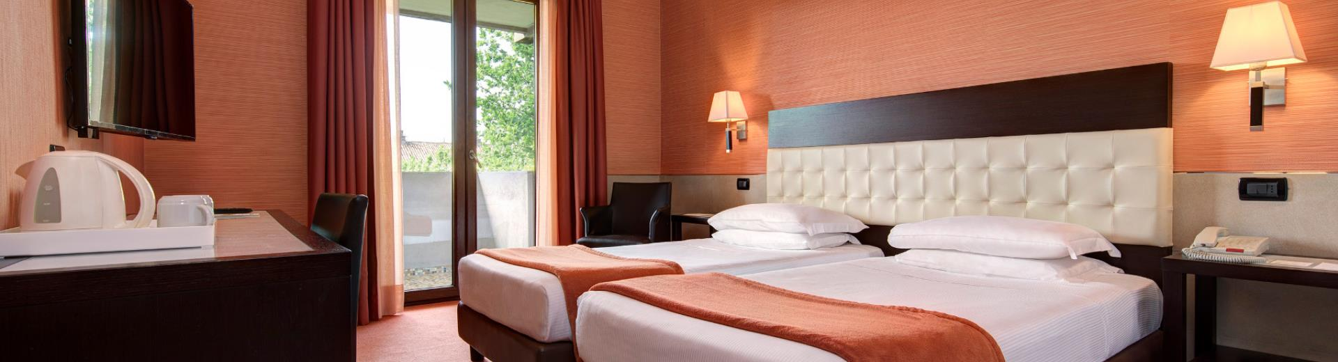 Twin Room -  Best Western Gorizia Palace Hotel