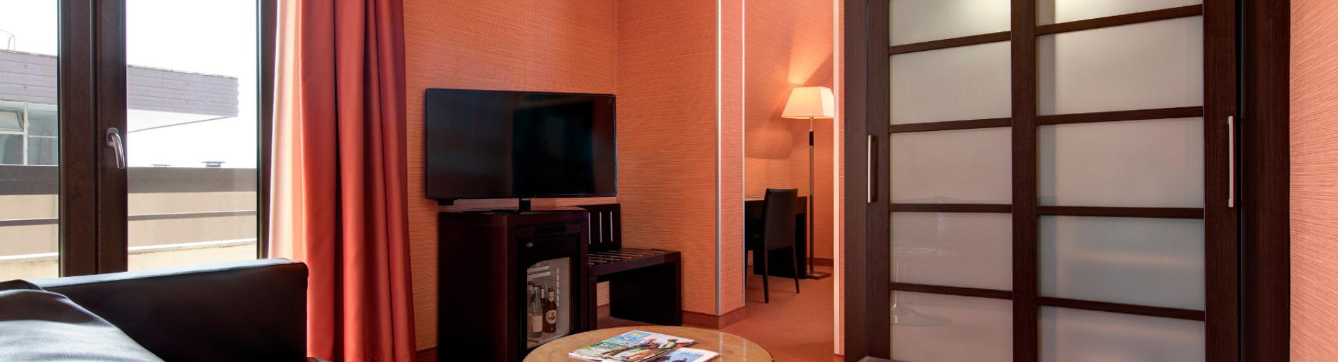 Junior Suite - Best Western Gorizia Palace Hotel